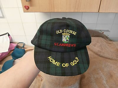 ### old course st andrews home of golf cap / hat