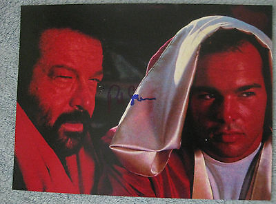 Bud Spencer Autogramm  hand-signed autograph Grossfoto 20*15 cm In-persona