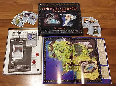 LOTR Middle-Earth The Wizards Starter Set