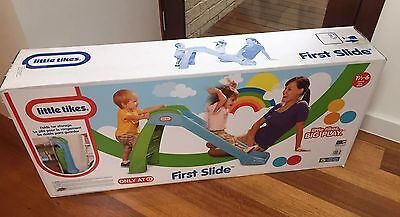 Little Tikes First Slide - New In Box Repeat Xmas Gift (1.5-6years)