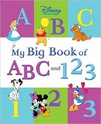 Disney My First Disney ABC 123 (Disney My First ABC 123) Hardcover  – 1 Sep 2005