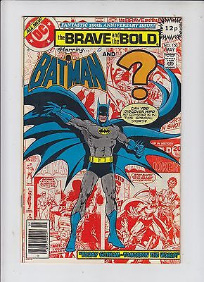 DC Comics The Brave and the Bold Batman Superman Comic No 150 - May 1979