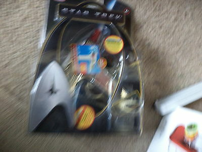 playmates star trek starfleet phaser rare movie edition   please see pictures