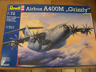 Revell 04800 - Airbus A400M Grizzly - 1:72  OVP