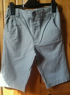 Boys Next shorts in beige age 9 years
