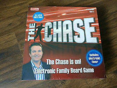 The Chase Board Game (Brand New)