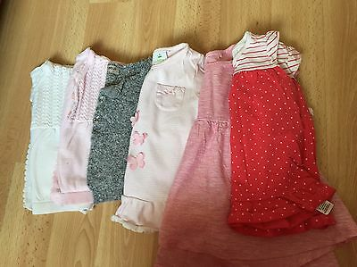Girls 9-12 Months Top And Cardigan Bundle