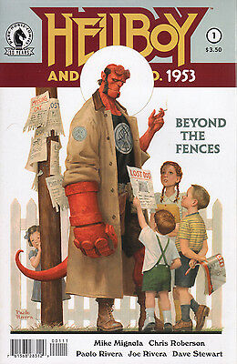 US COMICPACK Hellboy and the B.P.R.D. 1953 1-3 + 2 One Shots Dark Horse engl SPX