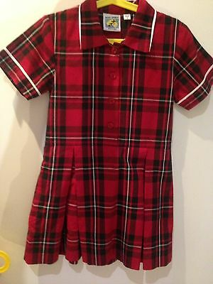 As New- Macgregor Primary Girls Formal Dress Uniform Size 4 Prep