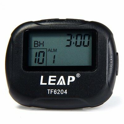 LEAP Interval Sports Timer & Stopwatch - Boxing Training Martial Arts MMA