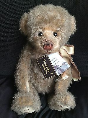 Charlie Bear Soulmate Isabelle Collection Mohair SJ5220