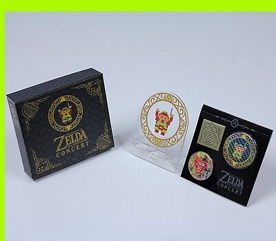 Pre Legend of Zelda 30th concert Music CD DVD Box First Limited edition Japan