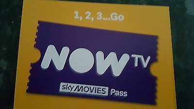 NOW TV Movie 2 MONTH PASS