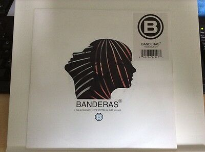 "Banderas - This Is Your Life 7"" Vinyl Single Record P/S"
