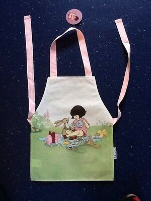 Belle And Boo Apron New In Wipe Clean Vinyl.