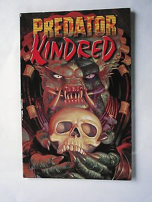 Predator: Kindred: by Jason R. Lamb, Scott Tolson 1st Edition Paperback 1998