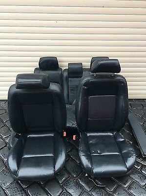 Ford Mondeo Mk3 2006 Leather Seats Heated Interior 01-07
