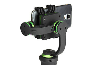 Lanparte HHG-01 3 Axis Handheld Gimbal Stabiliser for GoPro 3 3+ 4 Smart Phone