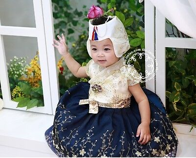 **Hanbok Store** Korean hanboks girls baby traditional dress birthday hg100