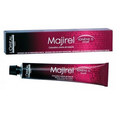 MAJIREL COLORATION LES 4 L'OREAL PROFESSIONNEL  (variantes Chatain 4) **