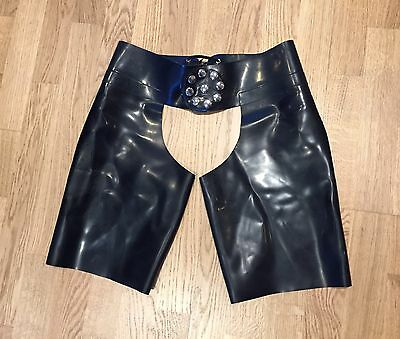 Men's Rubber Chaps Shorts Size Small