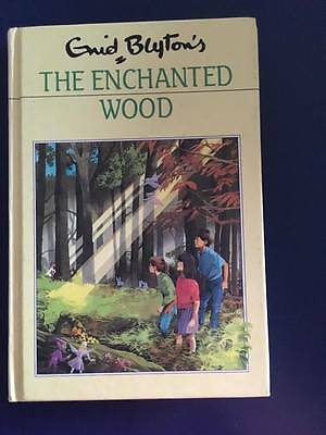 The Enchanted Wood by Enid Blyton (Hardcover, 1991)