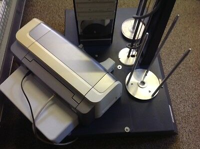 CD & DVD COPIER. Verity CopyDisc 4 and OptiPrinter including full instructions