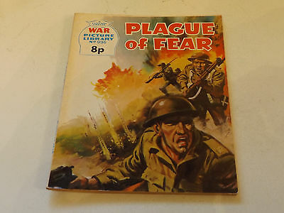 WAR PICTURE LIBRARY NO 996!,dated 1974!,GOOD for age,great 43! YEAR OLD issue.