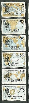 Timbres neufs** - FRANCE 2517-22