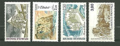 Timbres neufs** - FRANCE 2462-65