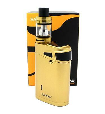Authentic SMOK G320 Marshal 320W + TFV8 Big Baby Beast Tank 2/3 cell  Gold