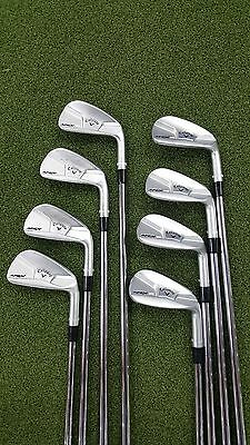 "Callaway Apex MB Irons - 3/PW - Project X 6.5 Shafts - 1"" longer - Right hand"