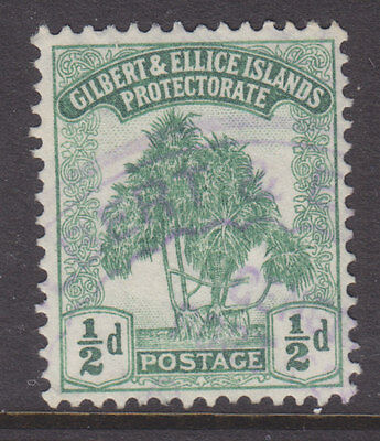 Gilbert and Ellis Islands Sg 8 fine used