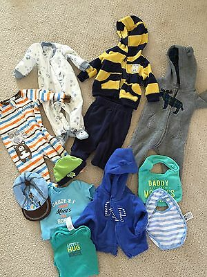 Baby Clothes Size 3 Month - Lot 12 Items