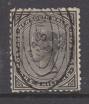 New South Wales 1871 Sg 221 perf 13 good used