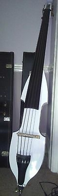 5 string electric double bass