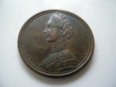 1773 Revolutionary War Era Charlotte Queen Of Great Britain High Grade Rare Kirk