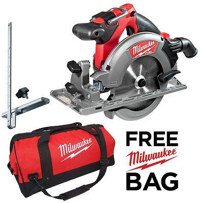 Milwaukee M18CCS55-0 18V Fuel Brushless Circular Saw Body Only