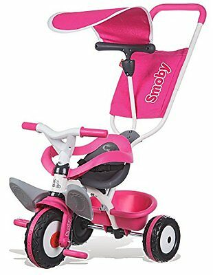 SEHR GUT: Smoby 444207 Baby Balade Pink