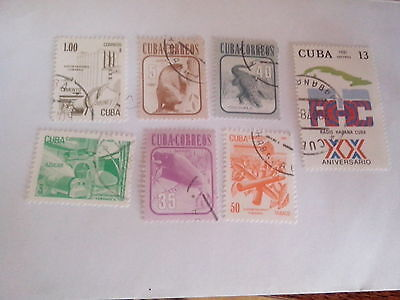 Timbres Obliteres