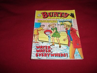 BUNTY  PICTURE STORY LIBRARY BOOK from the 1980's