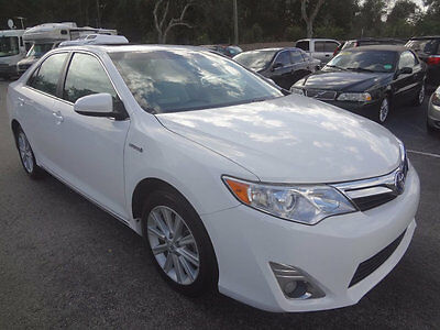 2014 Toyota Camry XLE 2014 CAMRY XLE HYBRID~1 OWNER~NAVIGATION/CAMERA/BLUETOOTH/SUNROOF~WARRANTY~CLEAN