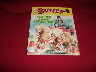 BUNTY  PICTURE STORY LIBRARY BOOK from 1980's - vg condit - never been read