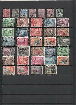 Gold Coast Qv-Qe2 Collection On Page