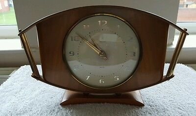 Smiths 1950/1960 Art Deco Electric Clock