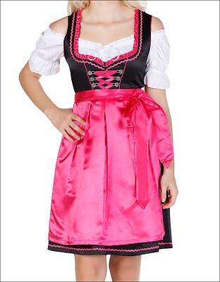 Germany,Bavarian,German,Trachten,Festival,Oktoberfest,Dirndl Dress,3-pc.Sz.18