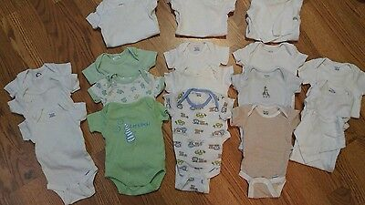 baby 0/3 month's spring summer. HUGE clothing lot.