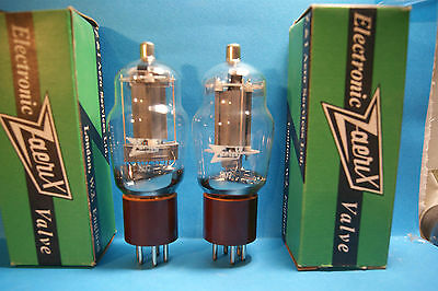 Rara coppia vintage 807 Zaerix Made in USA  Tube  valve