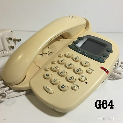 BT Paragon 200 Telephone Answering Machine Ivory Colour