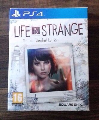 Life is Strange PS4 Limited Edition